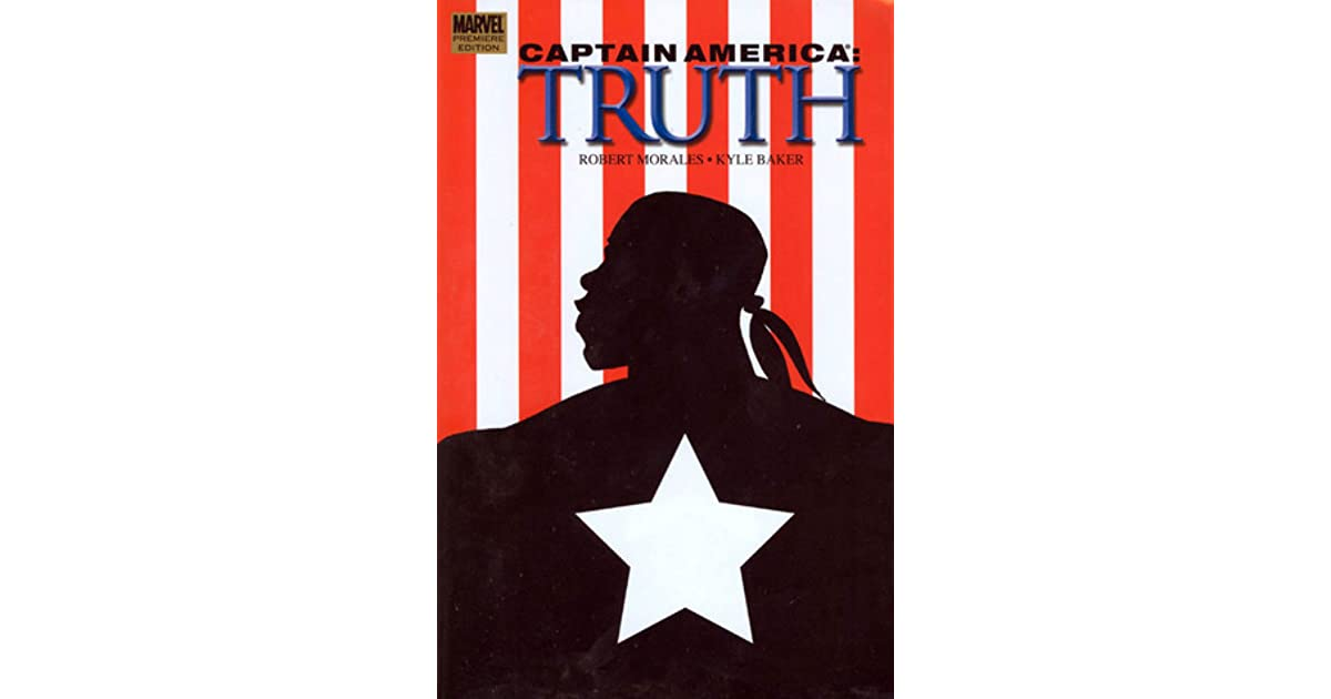 Truth: Red, White & Black by Robert Morales