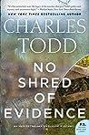 No Shred of Evidence (Inspector Ian Rutledge, #18)