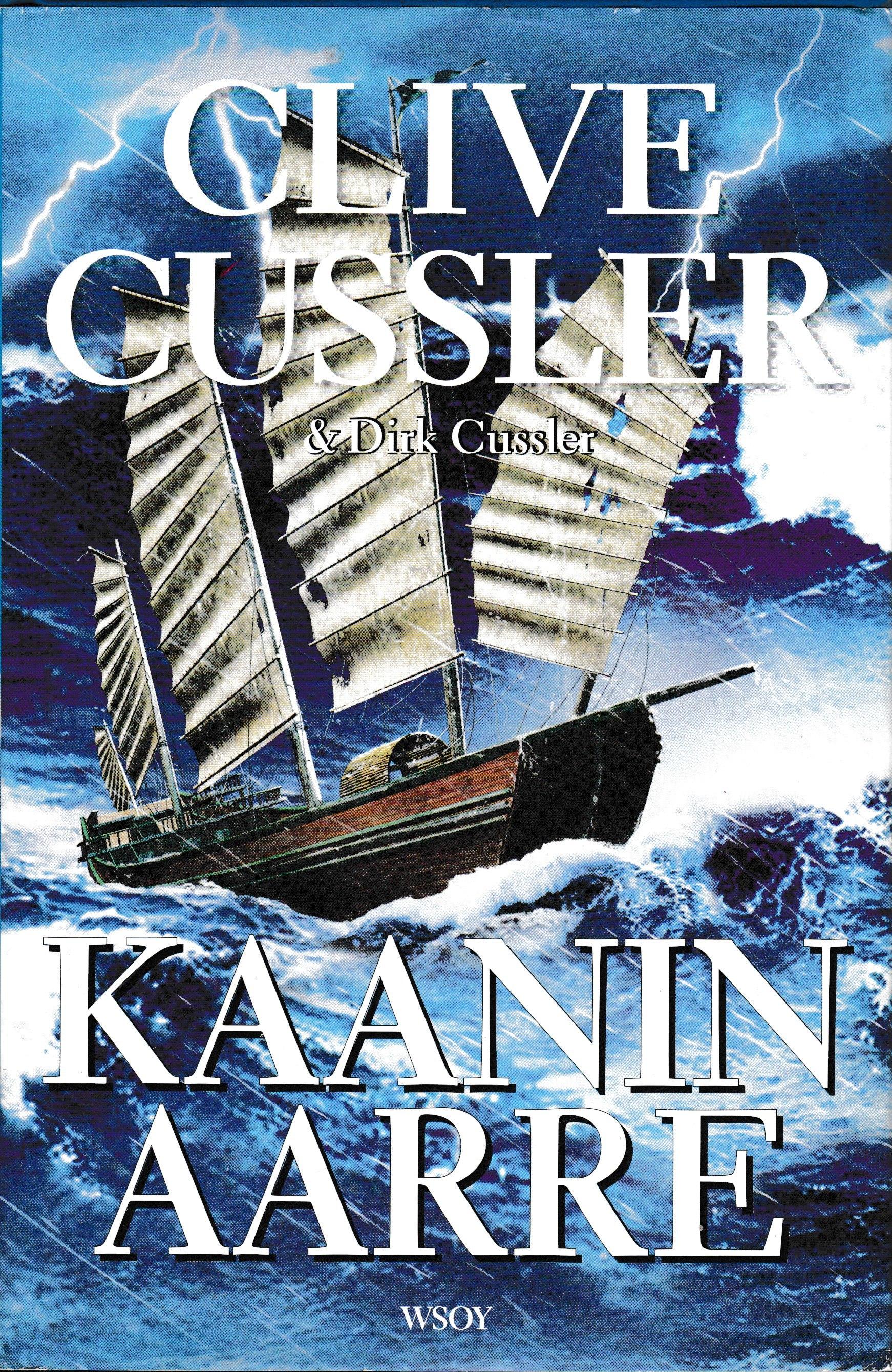 Kaanin aarre (Dirk Pitt, #19) Clive Cussler