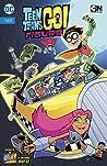 Teen Titans Go! Figure (Cartoon Network Custom Comic) #1 (Teen Titans Go! (2013-))