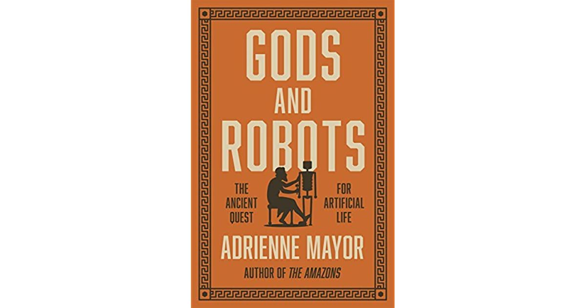 bb3f2c160ad Gods and Robots  Myths