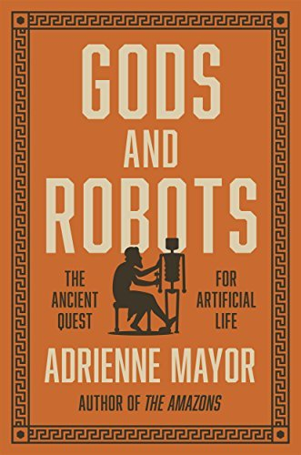 Gods and Robots- Myths, Machines