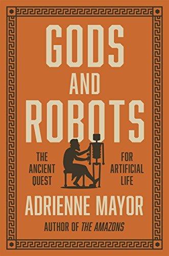 Gods and Robots- Myths, Machines