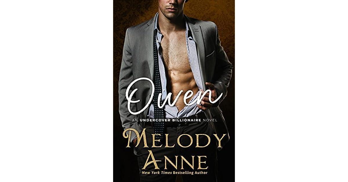 Owen Undercover Billionaire 3 By Melody Anne