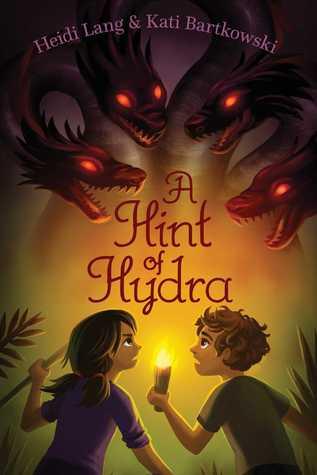 A Hint of Hydra (Lailu Loganberry #2)