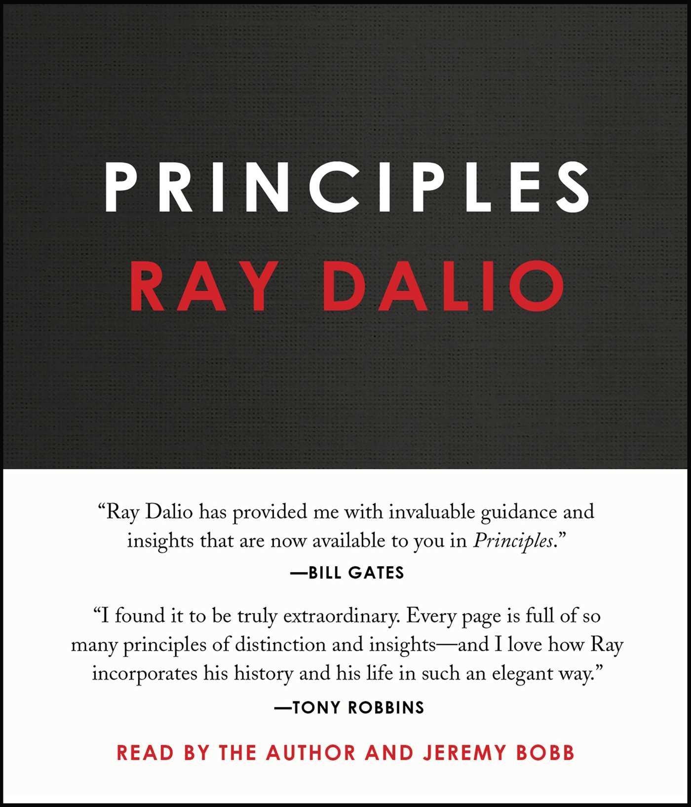 Principles (Summary)