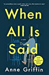Book cover for When All Is Said