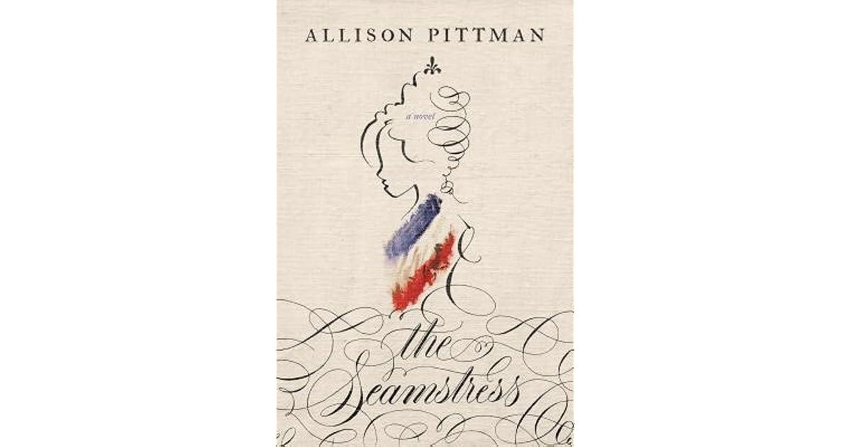 The Seamstress by Allison Pittman