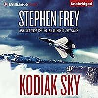 Kodiak Sky (Red Cell Trilogy #3)