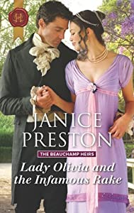 Lady Olivia and the Infamous Rake (The Beauchamp Heirs #1)