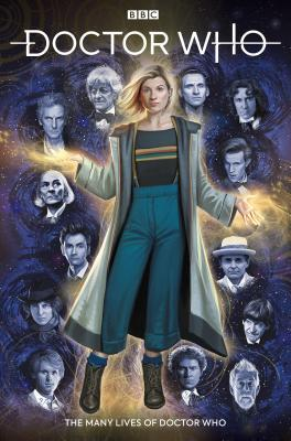 Doctor Who: The Many Lives of Doctor Who  pdf