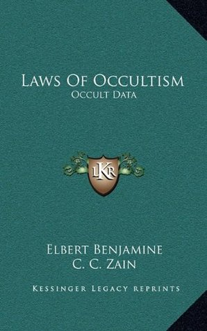 Laws Of Occultism: Occult Data