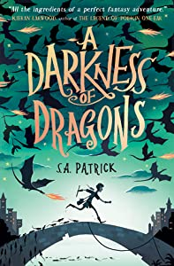 A Darkness of Dragons (Songs of Magic, #1)