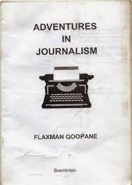 ADVENTURES IN JOURNALISM