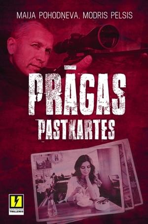 Prāgas pastkartes by Maija Pohodņeva, Modris Pelsis