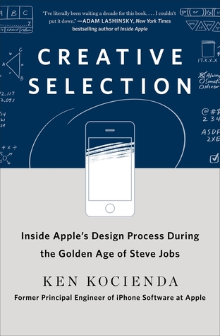 Cover of Creative Selection – by Ken Kocienda