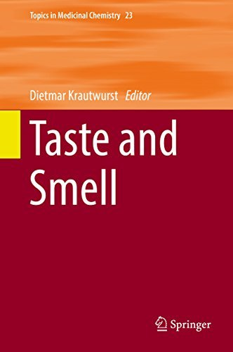 Taste and Smell (Topics in Medicinal Chemistry) 1st ed