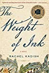 The Weight of Ink audiobook review