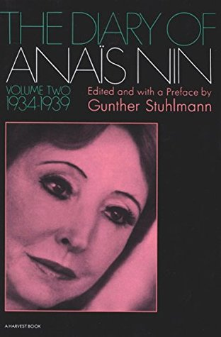 The Diary of Anaïs Nin Volume 2 1934-1939