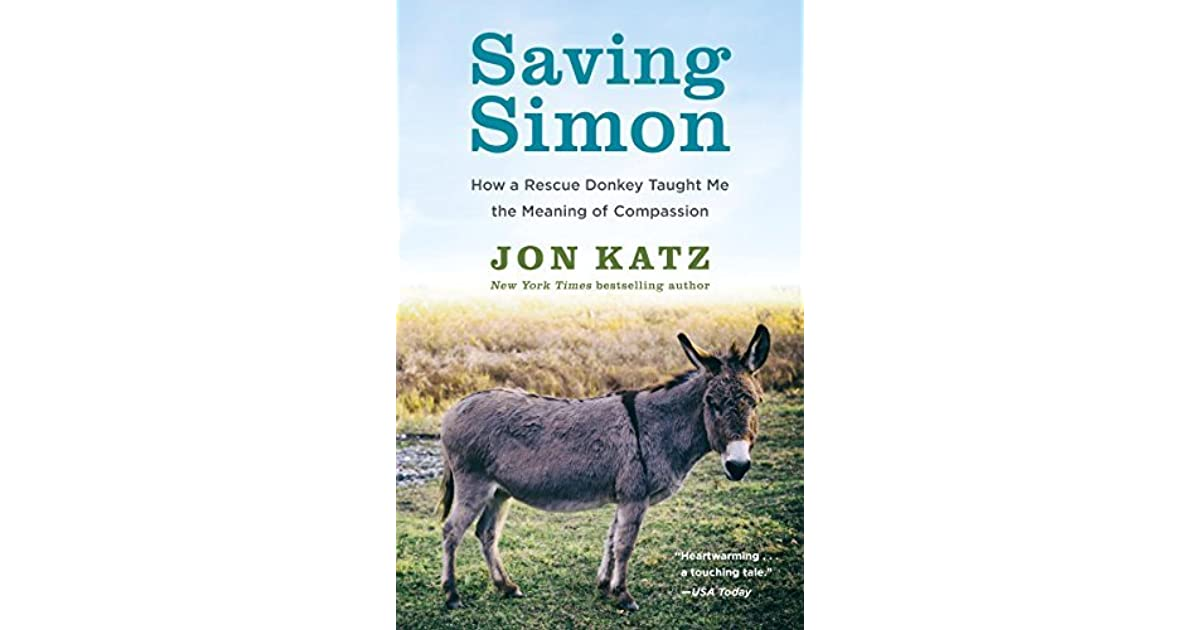Saving Simon: How a Rescue Donkey Taught Me the Meaning of