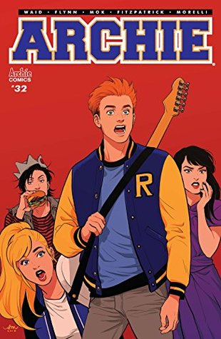 Archie (2015-) #32 by Mark Waid