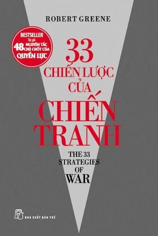 33 Chiến Lược Của Chiến Tranh by Robert Greene
