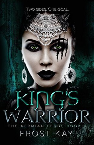 King's Warrior (The Aermian Feuds #4)