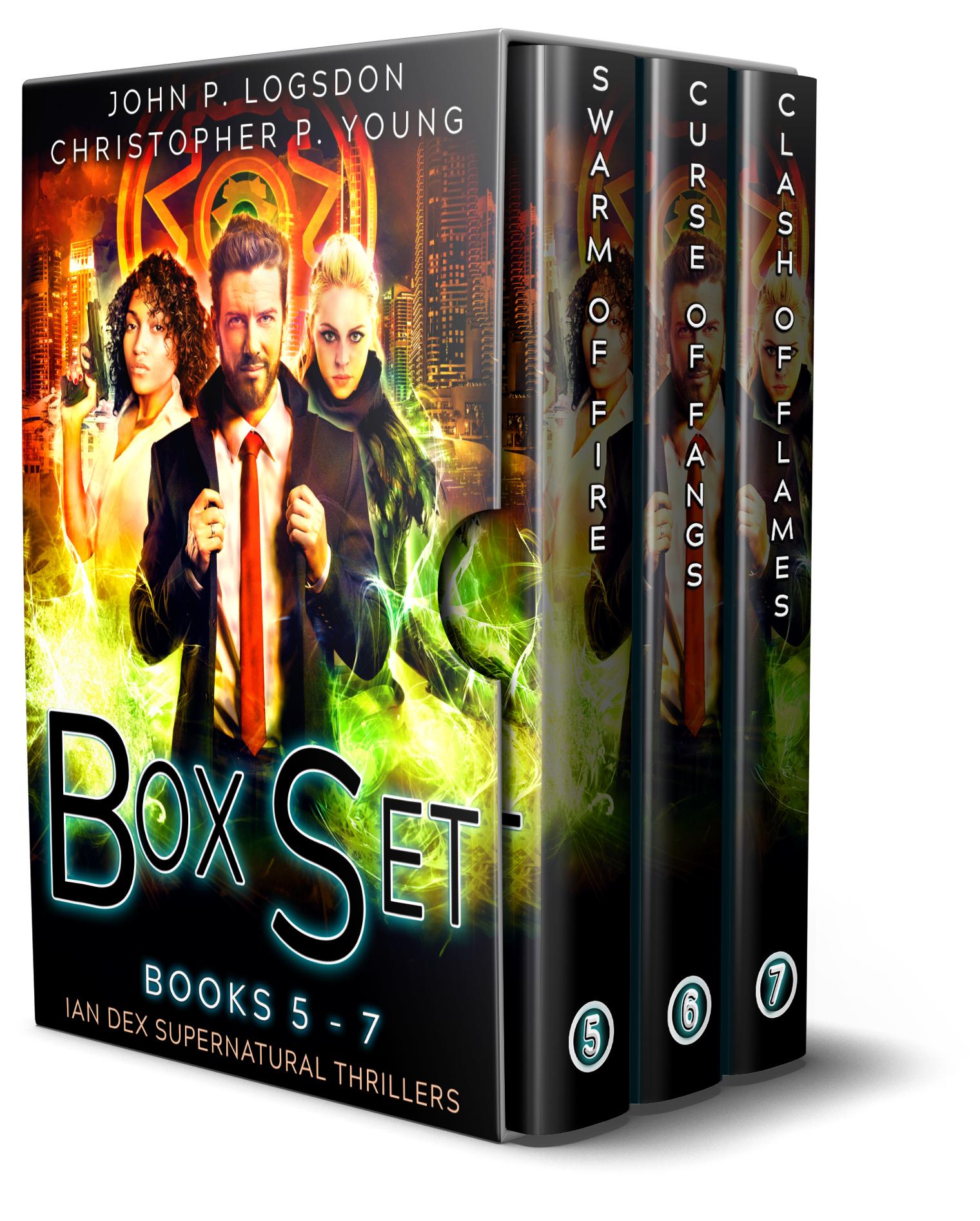 The Ian Dex Supernatural Thriller Box Set Two