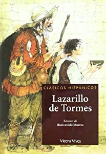 LAZARILLO DE TORMES-CLASICOS HISPANICOS