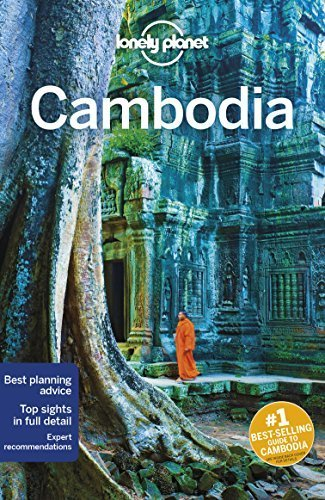 Lonely Planet Cambodia Travel Guide - Planet Lonely amp amp Ray Nick amp amBloom Greg