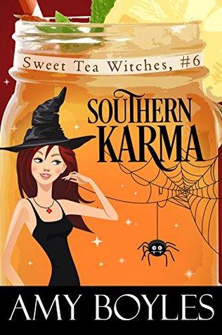 Southern Karma (Sweet Tea Witch Mysteries #6)