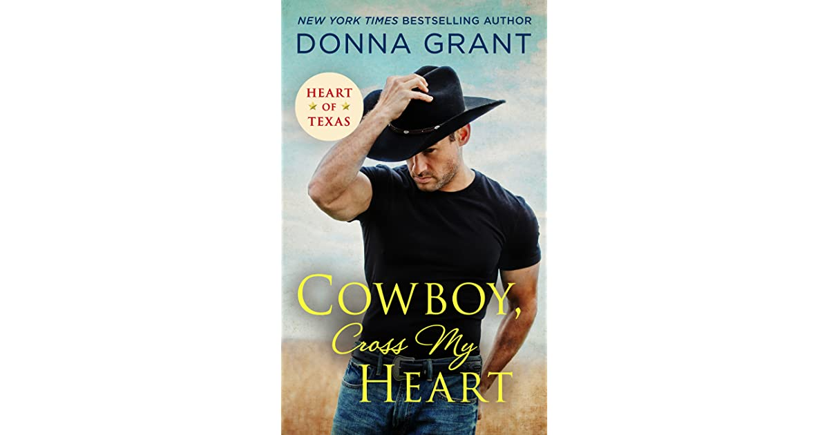0286604e Cowboy, Cross My Heart by Donna Grant