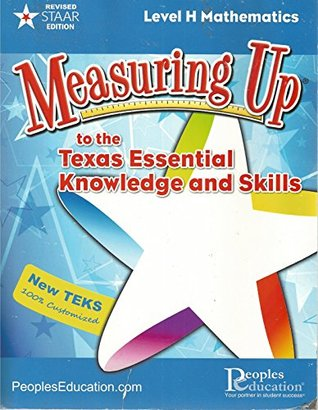 Measuring Up to the Texas Essential Knowledge and Skills ...