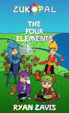 The Four Elements (Zukopal Book 2) by Ryan Zavis