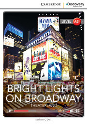 Bright Lights on Broadway Theaterland A2+