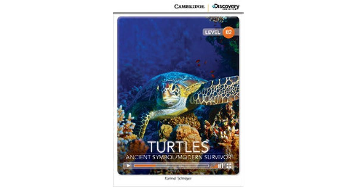Turtles Ancient Symbolmodern Survivor Upper Intermediate Book With