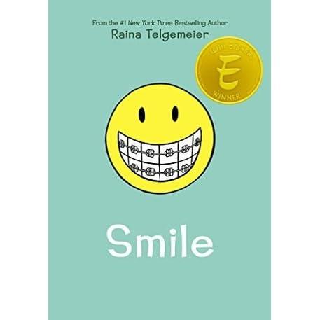 Smile (Smile, #1) by Raina Telgemeier