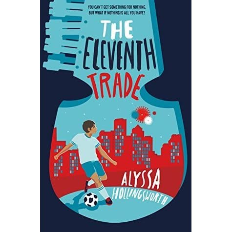 Image result for the eleventh trade by alyssa hollingsworth