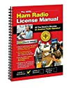 The ARRL Ham Radio License Manual Spiral