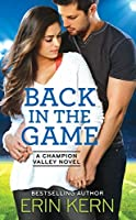 Back in the Game (Champion Valley Book 2)
