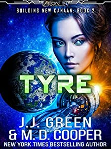Tyre (Aeon 14: Building New Canaan #2)