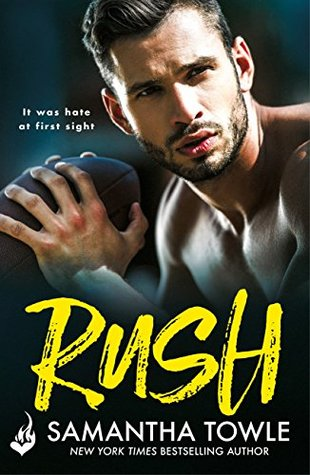 Rush (Gods, #2)