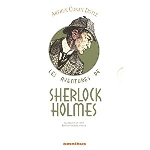 Les aventures de Sherlock Holmes Coffret en 3 volumes : Tomes 1, 2 et 3 : Edition integrale bilingue francais-anglais : The Complete Adventures of ... - bilingual French and English edition