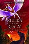 Through the Untamed Sky (Riders of the Realm, #2)