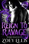 Reign to Ravage (Myth of Omega, #5)