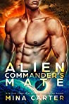 Alien Commander's Mate (Warriors of the Lathar, #6)
