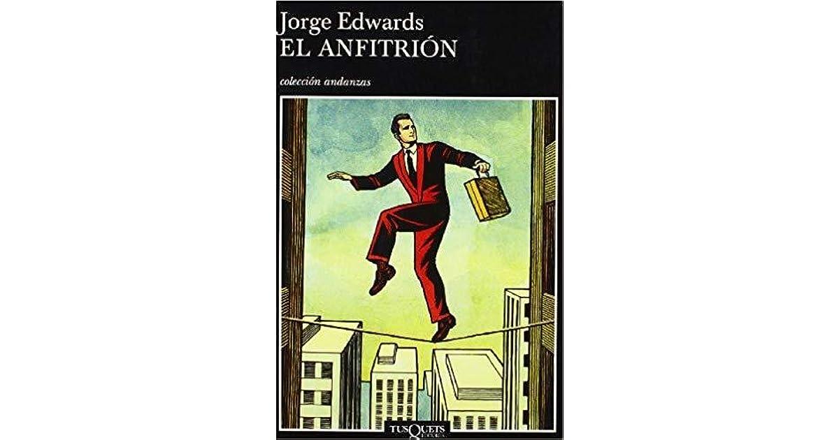 el anfitrion jorge edwards