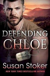 Defending Chloe (Mountain Mercenaries, #2)