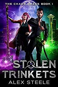 Stolen Trinket (The Chaos Mages, #1)