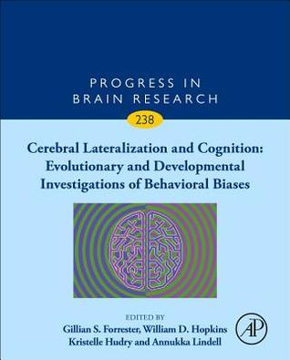 Cerebral Lateralization and Cognition: Evolutionary and Developmental Investigations of Behavioral Biases, 238